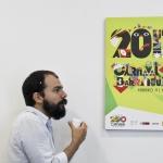 Sergio Zapata (Colombia) Relator Módulo de Cultura Popular.Joaquín Sarmiento/Archivo FNPI