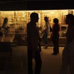 Visita de los becarios al Museo del Caribe en Barranquilla.Joaquín Sarmiento/Archivo FNPI