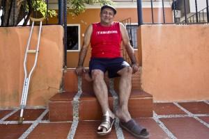 Paragüitas posando para el fotógrafo. Joaquín Sarmiento/Archivo FNP